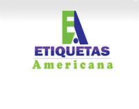 Website Etiquetas Americana