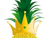 Logotipo Polpa Rei