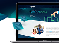 Landing Page Guia de Smartphone Lebes