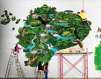 Restauración forestal - MAE