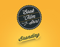 The Book The Film Branding