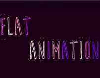 A Flat Animation