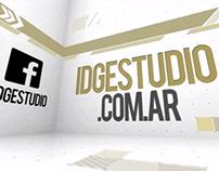Institucional IDG Motion Graphic