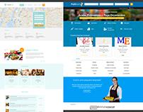 Edição Template Wordpress Guia Local