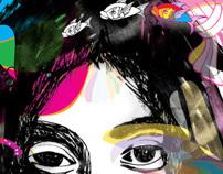 cover illustration for magazine