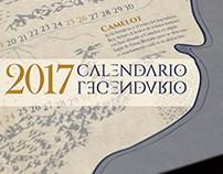 Calendario Legendario 2017