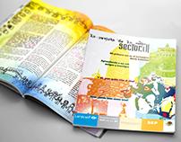 Sector DF - La revista de la secu Publicación mensual