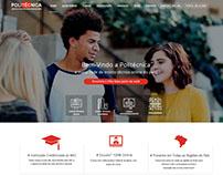 Web Site - Escola Politécnica