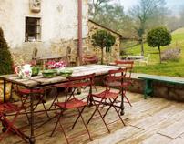 Restauración de una antigua villa en La Toscana