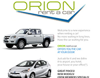 Volante Orion Rent a Car