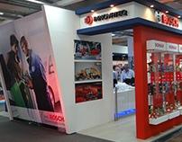 Stand Feria Expopartes 2015