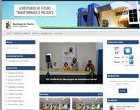 website Camara Municipal de Guaíra