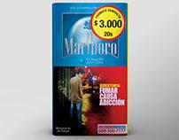3D y produ. Marlboro Chile