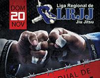 Flyer 7° Copa Estadual de Jiu Jitsu