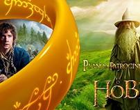 O Hobbit - Plano de Patrocínio Integrado Record R7.com