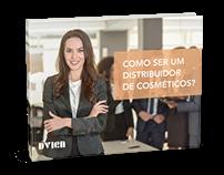 Ebook - COMO SER UM DISTRIBUIDOR DE COSMÉTICOS