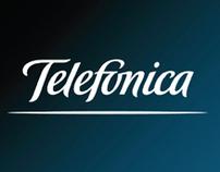 Copywriting - BRM S.A. / Telefónica Movistar