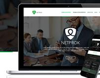 NETPROK Website - Logo
