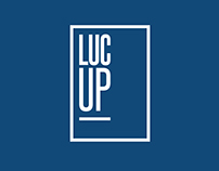 LUC UP - Identidad Visual
