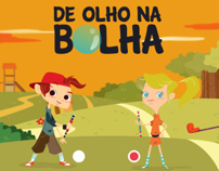 Storyboard Game Educativo - De Olho na Bolha