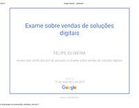 Certificado - Vendas de Soluções Digitais