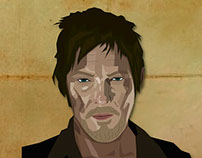 Ilustraciones de The Walking dead