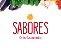"Branding ""Sabores Centro Gastronómico"""