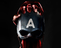 Captain America: Civil War (Star Design).
