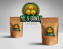 Logo Design - Mel & Granola Company