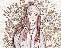 Ginger en otoño
