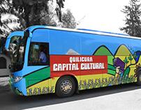 Graphic Design for Municipalidad de Quilicura, Chile