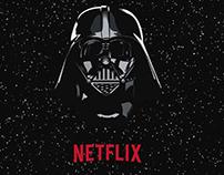 Netflix - Campanha Digital Fantasma