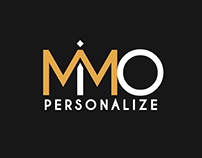 Mimo Personalize - Logo + Visual ID
