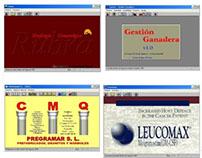 Aplicaciones 1990 - 2000