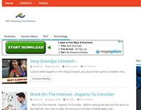 Blog para Monetizacion con Google Adsense
