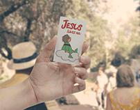 Character Christian | Cartoon