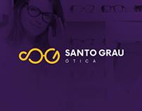 Ótica Santo Grau - Website