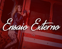 Fotografias - Ensaio Externo