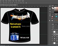 Design logo for t-shirt