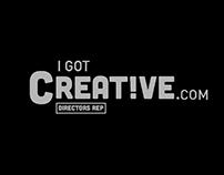 Print - I Got Creative! (AD+PH)
