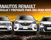 Campaña Renault