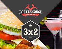 Porterhouse, manejo de marca