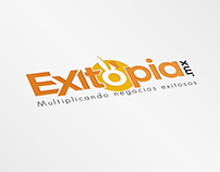 Logo Design For Exitopia