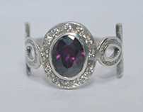 History prom ring