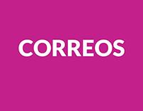 Animación Redes Sociales MEX POST Correos de México