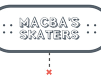 MACBA's Skaters Video