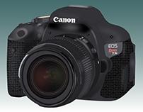 Ilustración Canon T3i