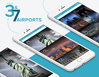 Mobile Airports App