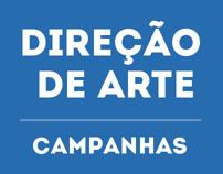 Direção de Arte / Campanhas