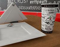 Amaretto Bistro Design
